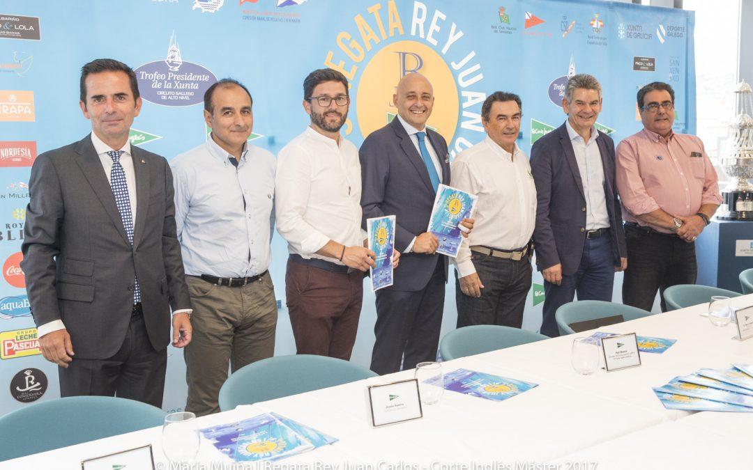 La Regata Rey Juan Carlos I El Corte Inglés Máster presenta su tercera edición